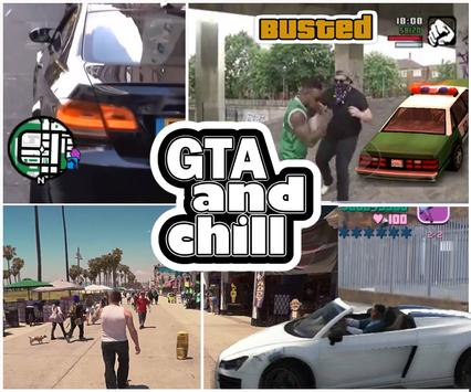Grand Theft Gangster Photo Maker poster