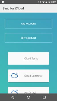 Sync for iCloud poster