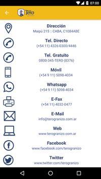 TeroGranizo screenshot 2