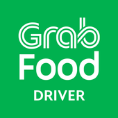 GrabFood - Driver App icon