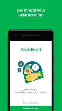 GrabFood poster