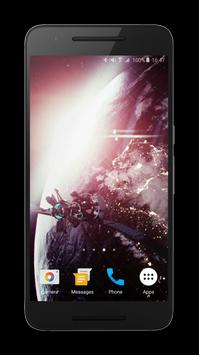 Satellite 3D Live Wallpaper apk screenshot