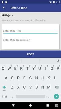 Grab A Ride screenshot 1