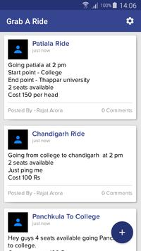 Grab A Ride screenshot 2