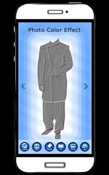 Man Sherwani Suit Photo Editor - Sherwani Dresses screenshot 8