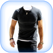 Man Body Builder Photo Editor -Six Pack Photo Suit icon