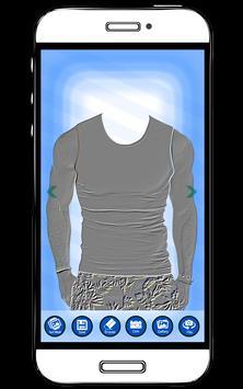 Man Body Builder Photo Editor -Six Pack Photo Suit screenshot 9
