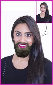 Man Mustache And Hair Styles Beard Photo Editor screenshot 6
