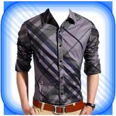 Men Shirt Photo Montage : Man Shirt Photo Editor icon