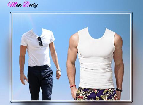 Men Shirt Photo Montage - Man Shirt Photo Editor apk screenshot