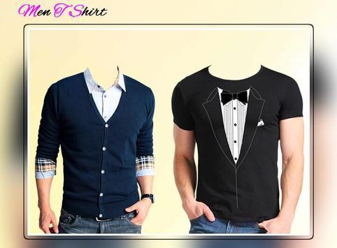 Men Shirt Photo Montage : Man Shirt Photo Editor apk screenshot