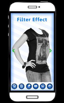 Woman T Shirt Photo Montage : Women Tshirt Designs apk screenshot