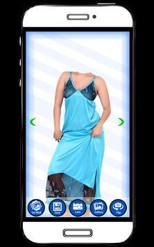 Women Night Dress Photo Maker apk screenshot