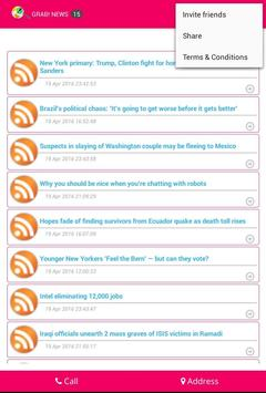 Grab News screenshot 3