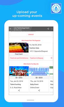 Eventable - Organize your event screenshot 7