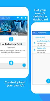 Eventable - Organize your event screenshot 1