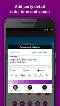 Farewell party invitation maker for android apk download farewell party invitation maker screenshot 4 stopboris Image collections