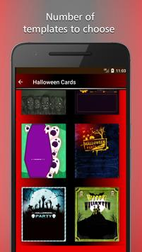 Halloween Party Invitation Card Maker poster