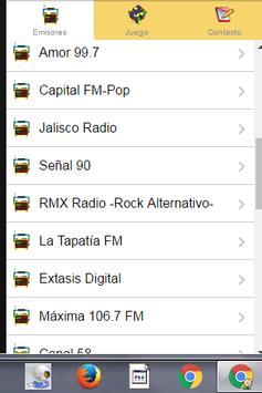 Jalisco´s Radios screenshot 1