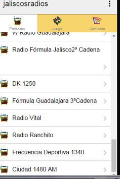 Jalisco´s Radios screenshot 2