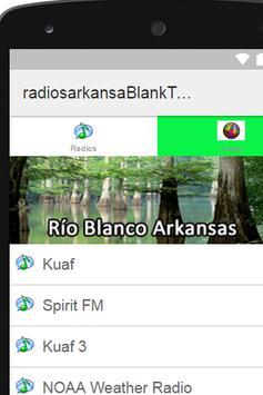 Radios Arkansas Plus poster