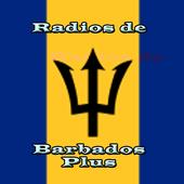 Radios de Barbados Plus icon