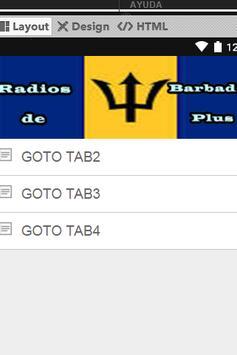 Radios de Barbados Plus poster