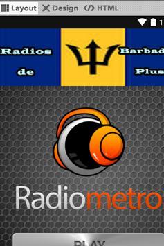 Radios de Barbados Plus screenshot 1