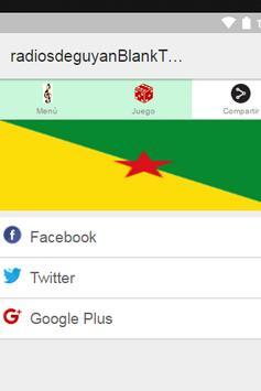 Radiosde Guyana Plus apk screenshot