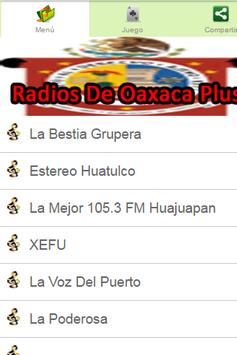 Radios De Oaxaca Plus poster