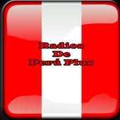 Radios de Peru Plus icon