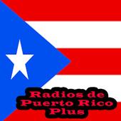 Radios de Puerto Rico Plus icon