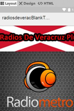 Radios De Veracruz Plus apk screenshot