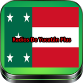 Radios De Yucatán Plus icon