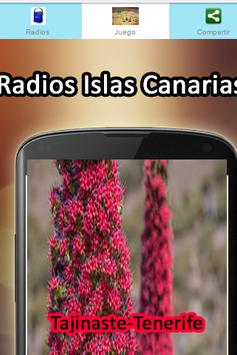 Radios Islas Canarias Plus screenshot 1