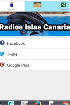 Radios Islas Canarias Plus screenshot 2