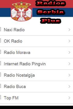 Radios Serbia Plus apk screenshot
