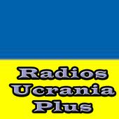 Radios Ucrania Plus icon