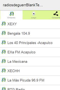 Radios De Guerrero Plus apk screenshot
