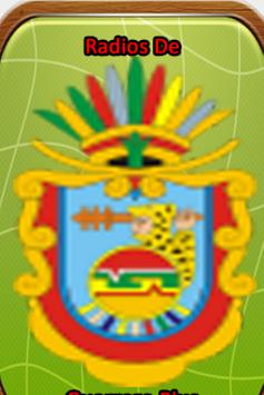 Radios De Guerrero Plus poster