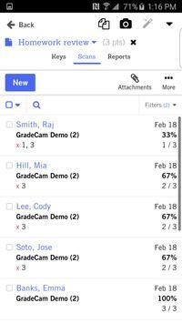 GradeCam Go! screenshot 2