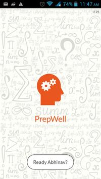 PrepWell for CBSE XII Maths poster