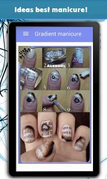 Gradient manicure screenshot 1