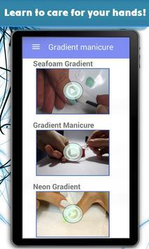 Gradient manicure screenshot 2