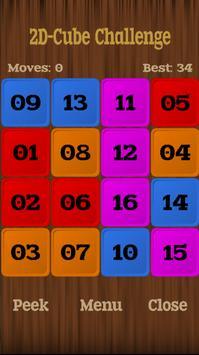 2D Cube Challenge screenshot 3