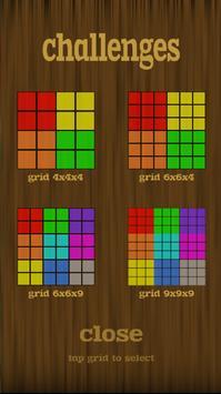 2D Cube Challenge screenshot 1