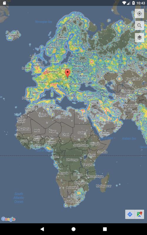 Dark sky map descarga apk gratis mapas y navegacin aplicacin dark sky map captura de pantalla de la apk gumiabroncs Images