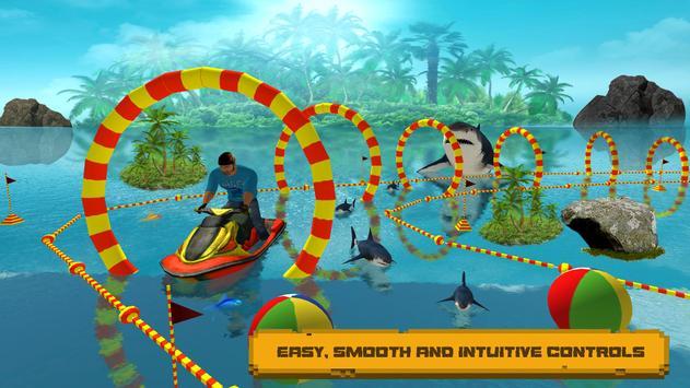 Water Power Boat Racing 3D: Jet Ski Speed Stunts apk screenshot