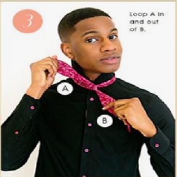 ربطة عنق أجمل الطرق screenshot 1