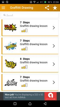 Draw Graffitti  - Easy Lessons apk screenshot